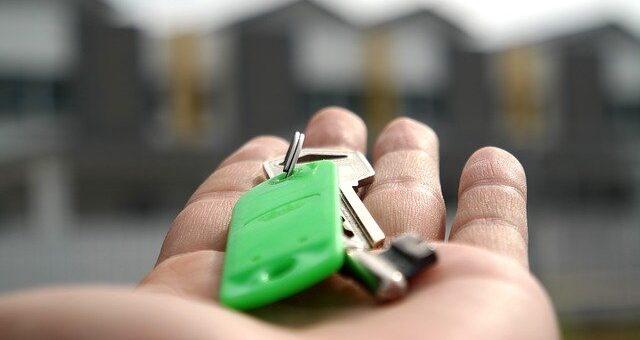 clé immobilier