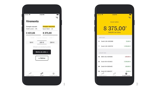 application finance Cashbee